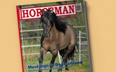 Spoiler-Alarm! Mustangs bei Horseman