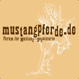 Mustangpferde.de Logo